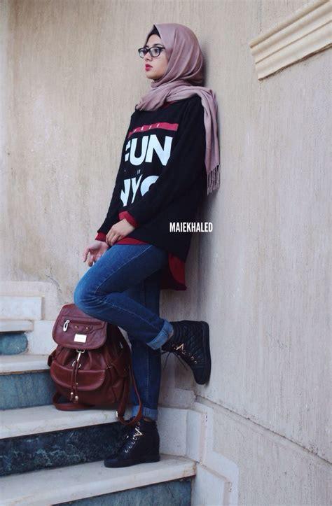 Pinterest Tasneem Hema Hijab Fashion Moda Arabe
