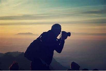 Photographers Photographer Professional Taking Photograph Want Everything