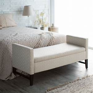 Perfect, End, Of, Bed, Storage, Bench, U2013, Homesfeed