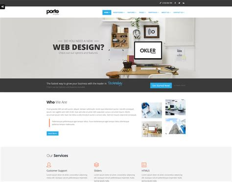Html5 Website Templates 40 Best Premium Html5 Css3 Website Templates