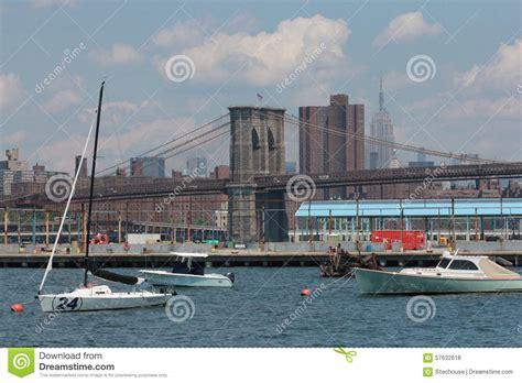 View Of Manhattan From Brooklyn Heights Promenade