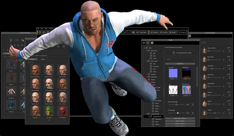 Creator Free by Reallusion Iclone Character Creator With Content Pack Free