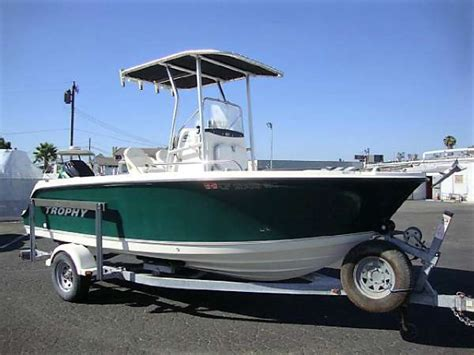 Trophy Boats 1903 Center Console by Trophy 1903 Boats For Sale