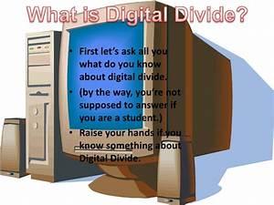 Digital Divide PPT