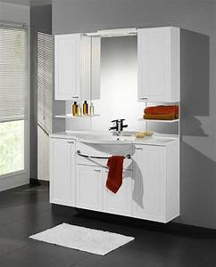 meuble de salle de bain contemporain avec vasque et miroir With salle de bain design avec meuble de salle de bain 1 vasque