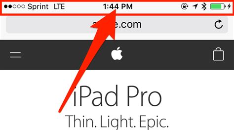 Quick Tip Instantly Scroll To Top Of Page By Tapping On