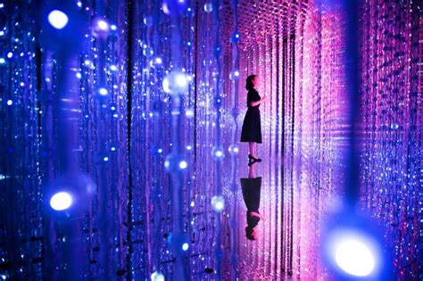 With 'DMM.Planets' exhibition, teamLab defines the future