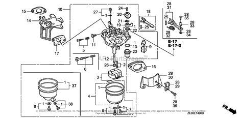 honda engines gx200 va2 engine jpn vin gcae 1000001 to