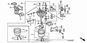 Honda Engines Gx200 Va2 Engine  Jpn  Vin  Gcae