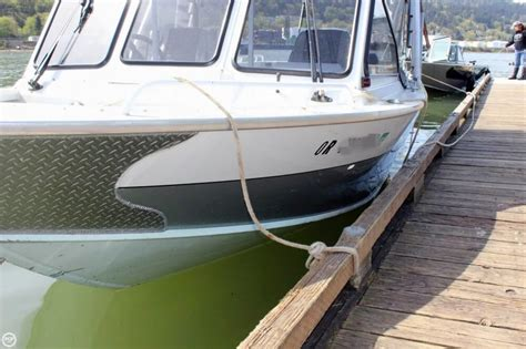 North River Aluminum Boats For Sale by 2006 Used North River Seahawk 25 Aluminum Fishing Boat For