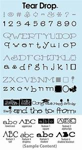 tear drop font provo craft cricut pinterest provo With cricut lettering machine