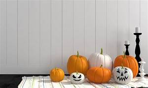 Piccoli Tocchi Per La Casa A Tema Halloween