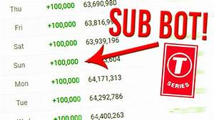 Does T-series Use Sub Bots   Answered