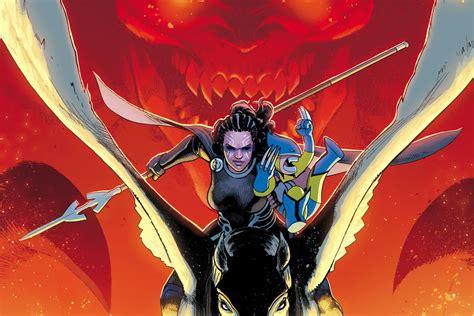 Ragnarok's Valkyrie Is Joining The Main Marvel