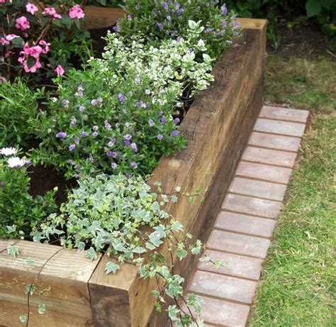 decorative raised garden bed plans ideas landscaping