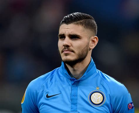 Mauro Icardi's composure and attitude might be the
