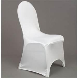 Housse Chaise De Bar : location mobilier de r ception housse chaise noire lycra ~ Teatrodelosmanantiales.com Idées de Décoration