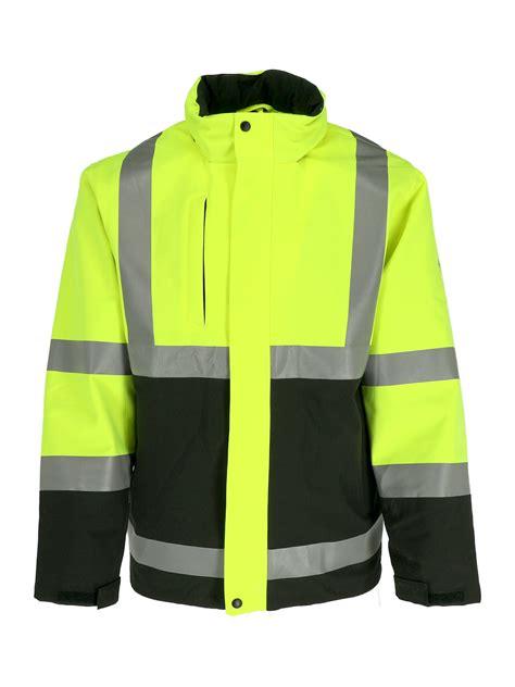 HiVis 3-in-1 Rainwear Jacket