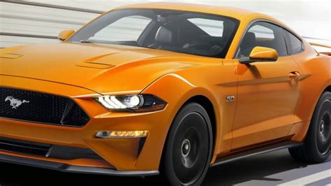 2017 Ford Mustang Mpg & Gas Mileage Data