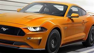 2017 Ford Mustang MPG & Gas Mileage Data - YouTube
