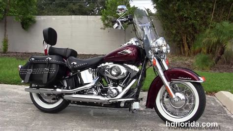 Harley Davidson Heritage Softail Review by New 2014 Harley Davidson Flstc Heritage Softail Classic