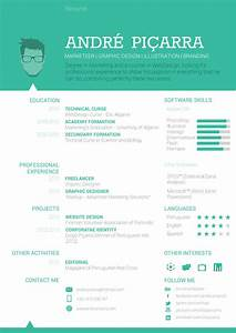 40 creative cv resume designs inspiration 2014 web With cool resume