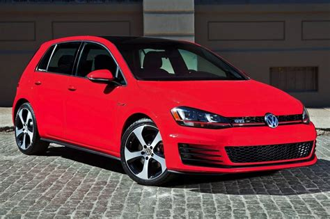 volkswagen hatchback 2016 2016 volkswagen golf gti hatchback pricing for sale