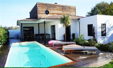 prix d une cuisine avec ilot central villa contemporaine à toulouse 31 architecture concept
