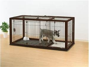 richell expandable pet crate small w floor tray sales With expandable dog crate