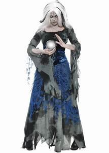 Ladies Halloween Fortune Teller Costume Halloween Fortune