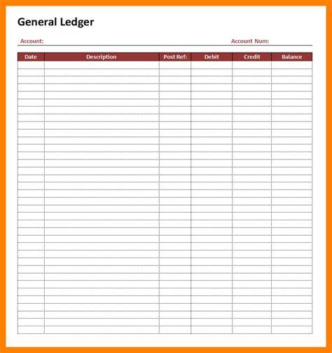 printable ledger 6 free printable general ledger sheets st columbaretreat house