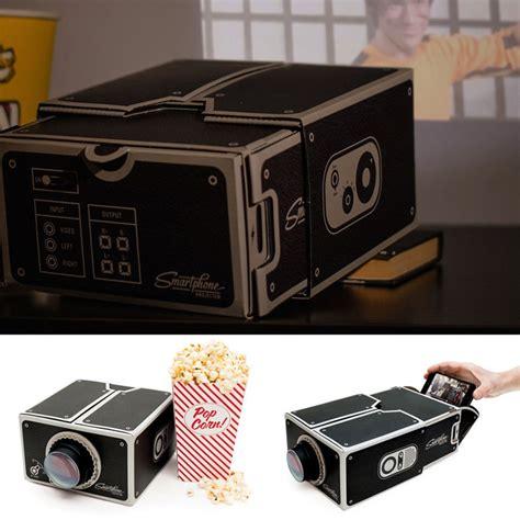 smartphone projector cardboard smartphone projector the green