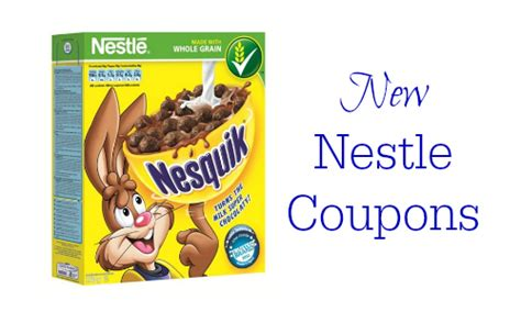 Nestle Nesquik Coupon + Beverage Coupons  Coffee To Water Ratio French Press In Cups Calories Black Mcdonalds How Many A Grande Spot Taos Nm Siphon Birch New York Wifi Beekman