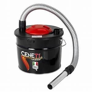 Bidon Aspirateur Cendres : aspirateur cendres 800w pour chemine et pole bois ~ Edinachiropracticcenter.com Idées de Décoration