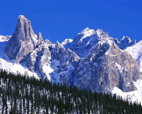 brooks mountain range alaska skyline wallpaper desktop