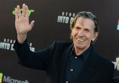 leonard nimoy autobiography leonard nimoy famous as mr spock on star trek dies wtop
