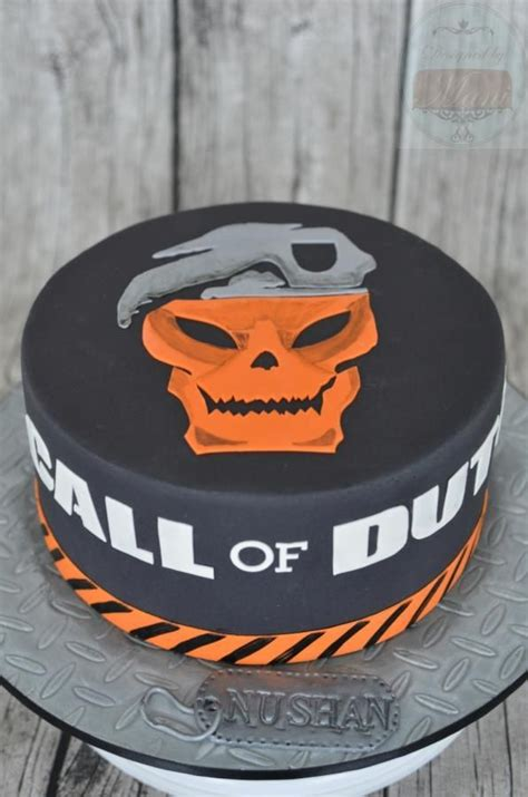 call of duty cake 17 best images about call of duty theme on