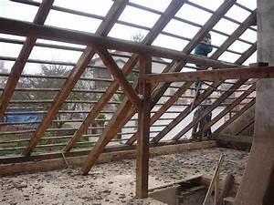 Přestavba střechy