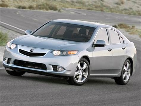 2011 acura tsx pricing ratings reviews kelley blue book