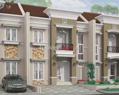 rumah klasik modern 2 lantai seharga rp1 2 milliar