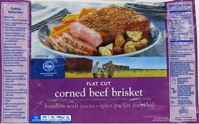 Kroger Beef Brisket Corned Hover