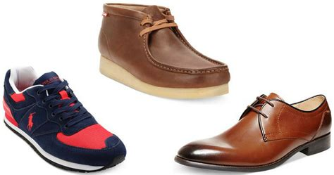 Macy's Sale | BOGO Free Men's Shoes :: Southern Savers