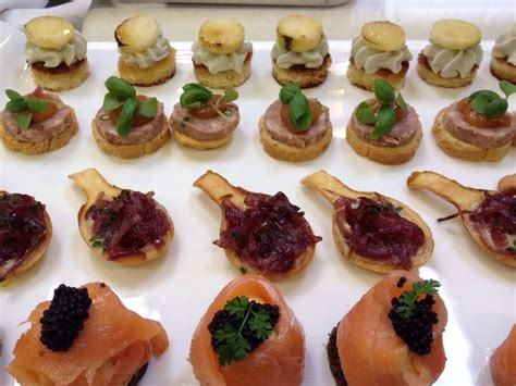 canapes on spoons recipes canapés smoked salmon mousse on rye and caviar