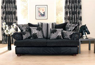 black leather sofa slipcovers classy looking living room without the horse head using