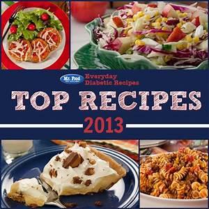 Our 100 Best Recipes of 2013 EverydayDiabeticRecipes com