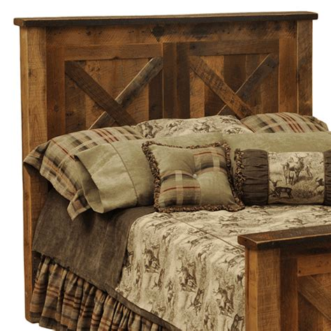 barn door bedroom set rustic headboards size barnwood barndoor headboard 4318