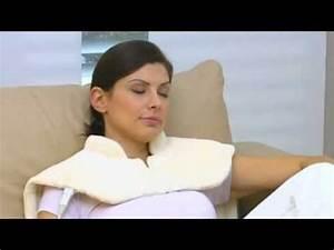 Heizkissen Nacken Rücken Schulter : schulter nacken heizkissen beurer hk 54 de neu high youtube ~ Watch28wear.com Haus und Dekorationen