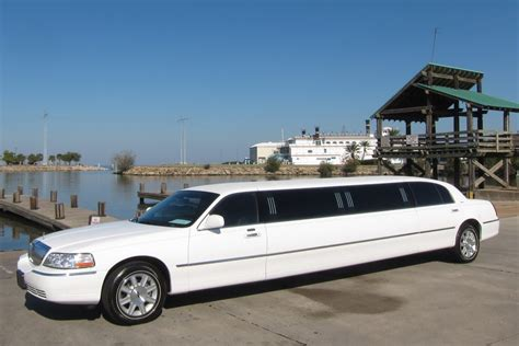 Limo New Orleans by White Executive
