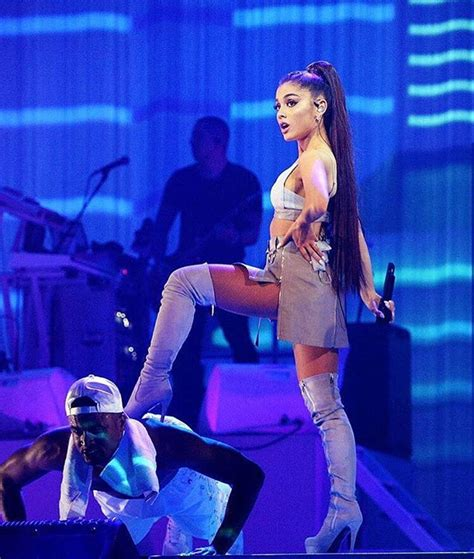 Get a Closer Look at 3 Statement-Making Costumes from Ariana Grandeu0026#39;s u0026#39;Dangerous Womanu0026#39; Tour ...