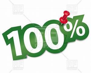 100 Percent Funny Clipart